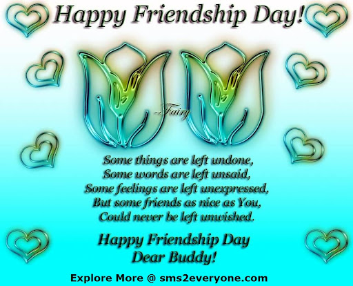 Friendship Day Pics With Quotes: Unexpressed Feelings